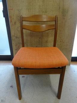 椅子の座面張替